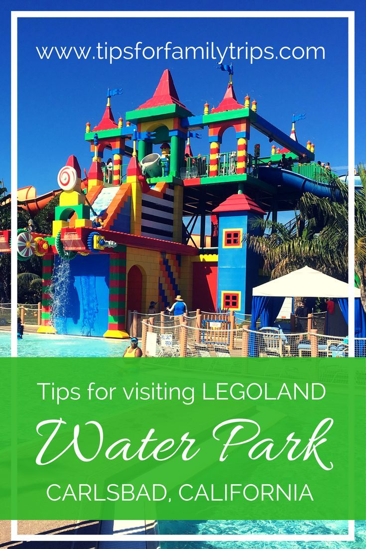 9 questions and answers about LEGOLAND Water Park in California - Tips For Family Trips