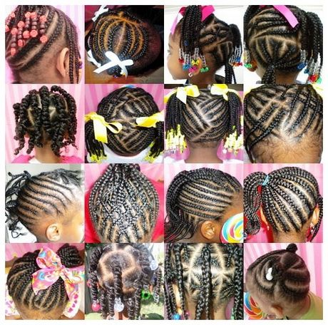 The 25 best little girl braid hairstyles ideas on pinterest little girl braid hairstyles urmus Images
