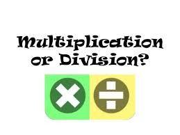 Πολλαπλασιασμός ή διαίρεση; Διαδραστικό online εκπαιδευτικό παιχνίδι Μαθηματικών - ΗΛΕΚΤΡΟΝΙΚΗ ΔΙΔΑΣΚΑΛΙΑ