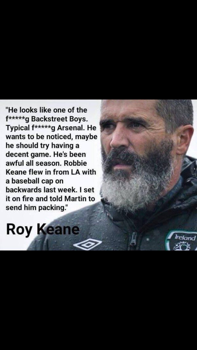 Roy Keane, Republic of Ireland