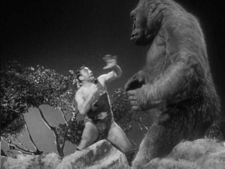 Mighty Joe Young (1949)   Hero Go Home