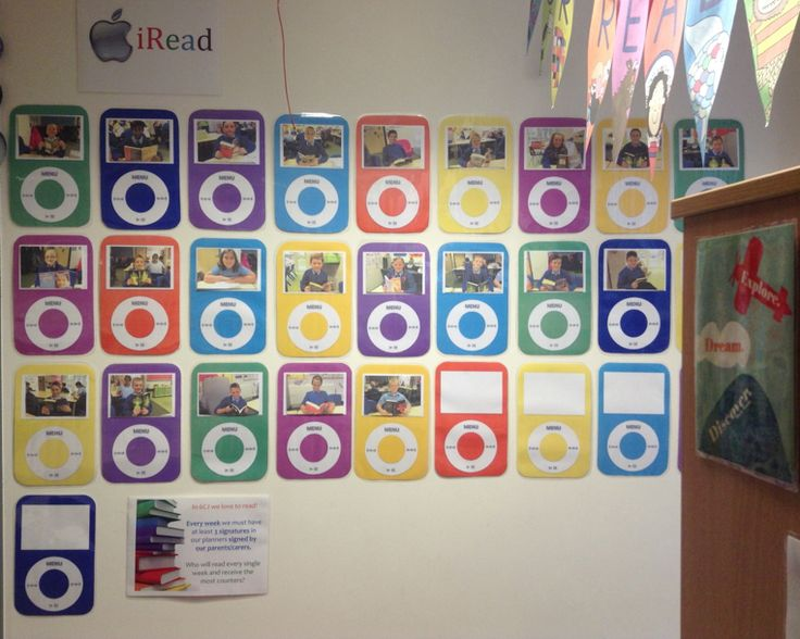 Classroom Ideas Display : Iread visual reading display in year the more they