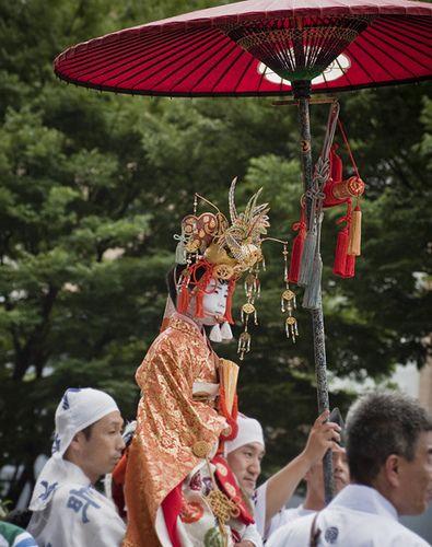 長刀鉾 山鉾巡行 祇園祭