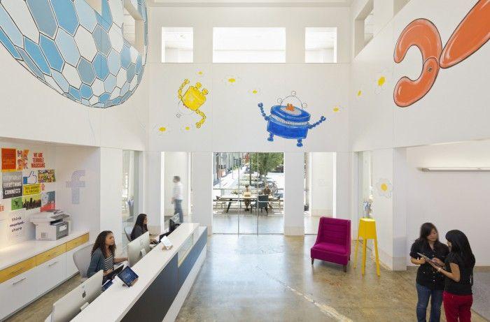 Inside Facebooks Menlo Park Headquarters