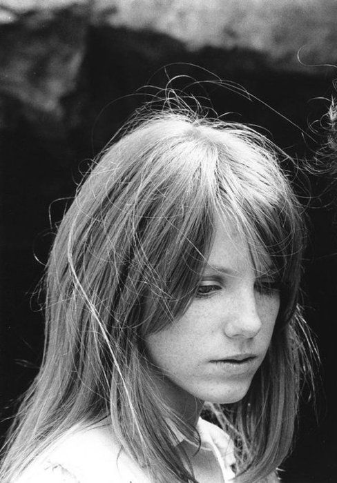 Pamela Courson. Girlfriend/common law wife of Jim Morrison at the time of his death.