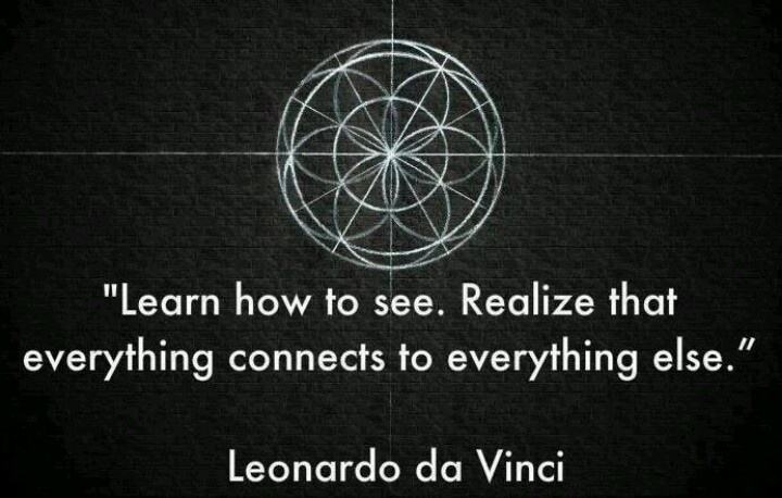 Everything Is Connected to Everything Else