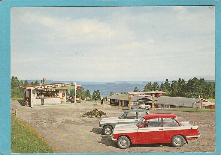Vikhammer Camping 1965 Aune