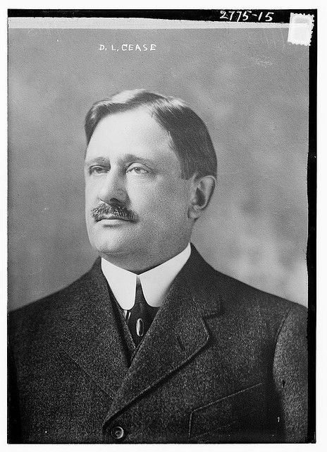 Daniel L. Cease (d. 1928), editor and manager of The Railroad Trainman in Cleveland, Ohio. In 1913 and 1926 he was on the Board of Arbitration of the Interstate Commerce Commission.