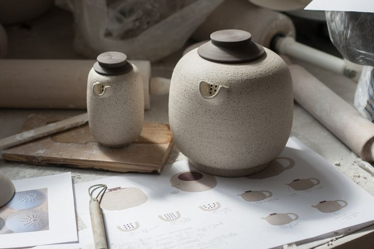 Terra - Michela Voglino + Ceramiche Giusti