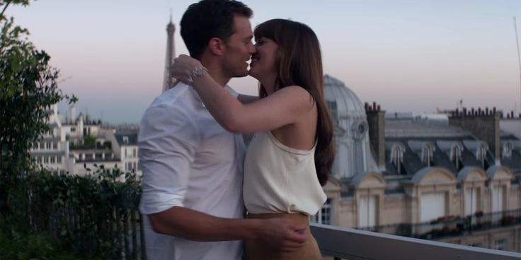 "Alert: There's a New ""Fifty Shades Freed"" Teaser and Yes, Jamie Dornan's Abs Are Prominently Featured - Cosmopolitan.com"