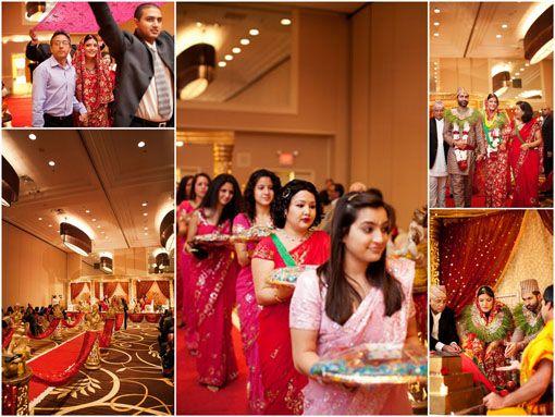 13 best nepali wedding images on pinterest nepal traditional nepali wedding junglespirit Image collections