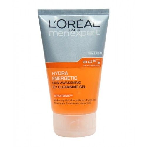 Get smooth skin by Face Wash of L'Oreal Paris Men Expert Hydra Energetic Skin Awakening Face Wash shop online at Dealsothon.com facial cleanser, mens face wash, mens face wash, natural face cleanser, L'Oreal Paris Men Expert Hydra Energetic Skin Awakening Face Wash, facial cleansing, good face wash, Dealsothon, Dealsothon.com  Shop online - http://dealsothon.com/fashion-and-accessories/Men/Accessories-and-Combo-Sets/Loreal-Face-Wash