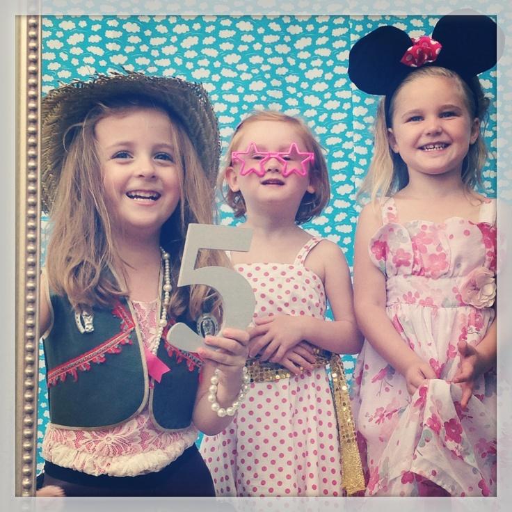 My cowgirl. Kids fashion. Photo Booth. Dress ups.