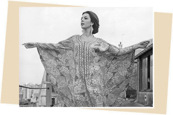 How to Get Your Body Caftan-Ready for Summer - The Cut