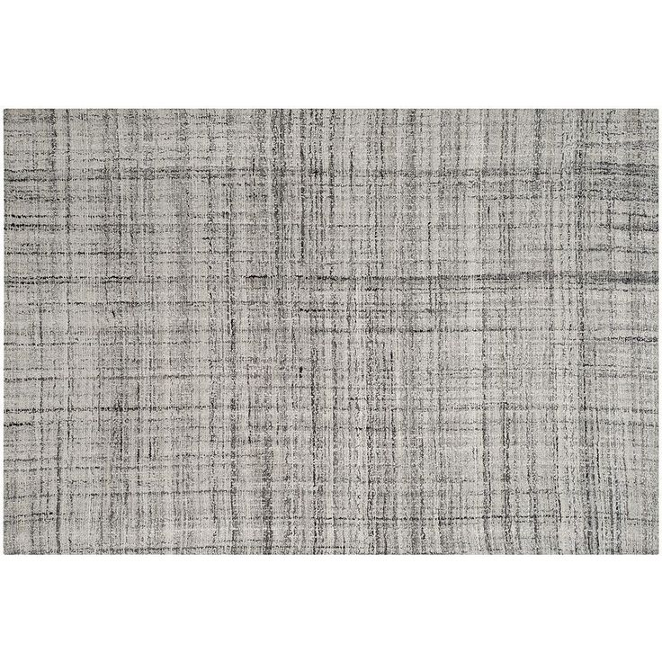 Safavieh Abstract Nubby Texture Striped Wool Blend Rug, Multicolor