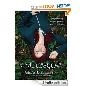 Cursed by Jennifer L. Armentrout.