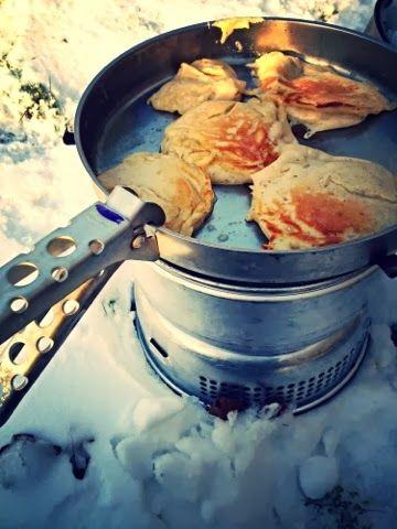 Recept på krabbelurer. Ett fint sätt att avsluta en scoutkväll eller hajken på.