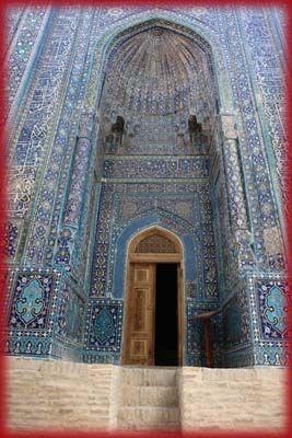 Samarkand - Ouzbékistan