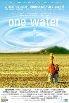 One_Water_(documentary_film)_poster_art.jpg (236×350)