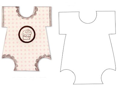 Bonitas invitaciones para Baby shower : cositasconmesh
