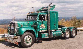 OldMack ONE Used Mack trucks for sale.