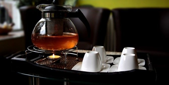 Jasmine tea bought from eBay arrived