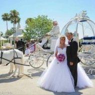 Já imaginou se casar em um dos estúdios da Disney?