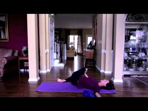 Holy Yoga 30 Minute Gentle Class and Devotion - YouTube