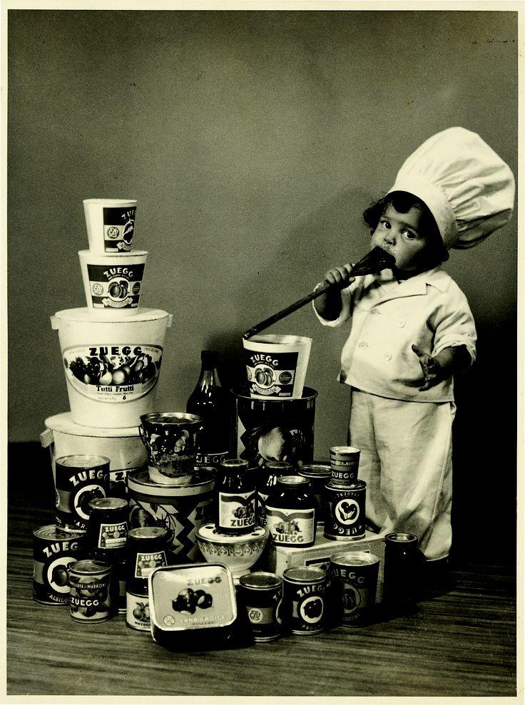 La pubblicità vintage di Zuegg Italia - Advertising
