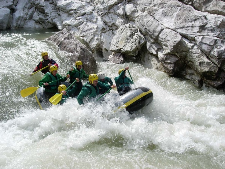 Rafting in Greece in the rivers Lucio - Alfeio. Location: Arcadia http://www.house2book.com