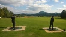Golf in Bohemian Switzerland