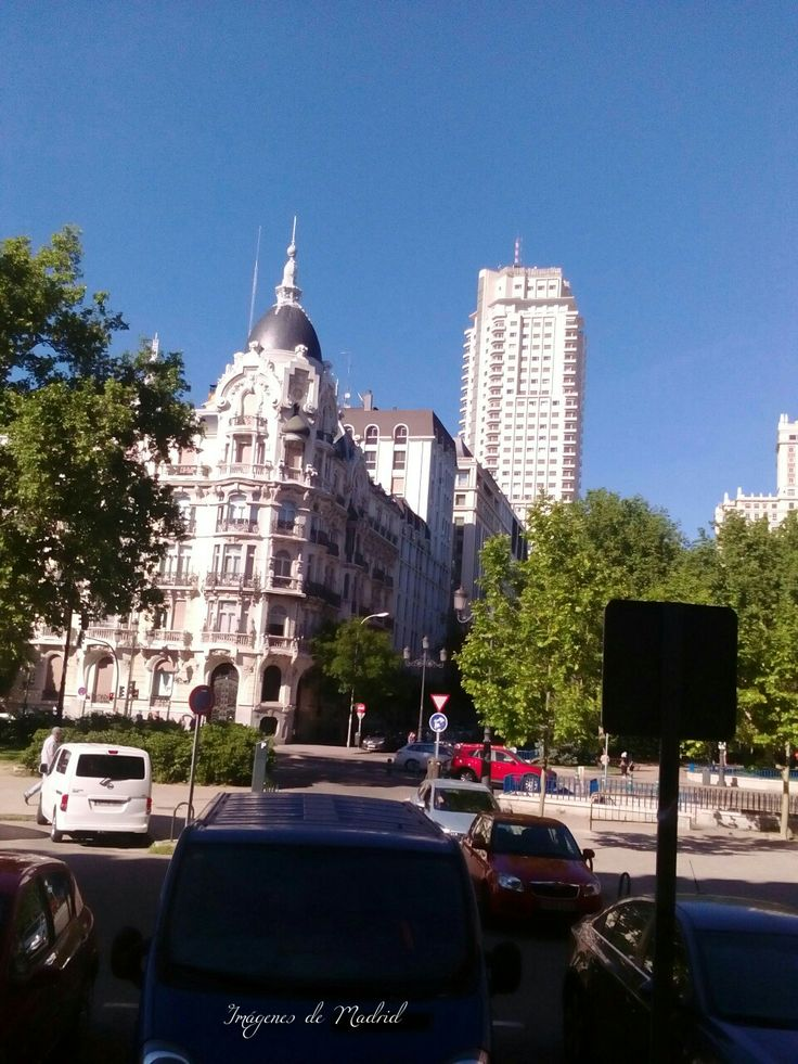 Edificio Gallardo y Torre de Madrid