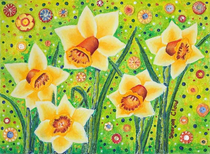 """Daffodil Delight"""