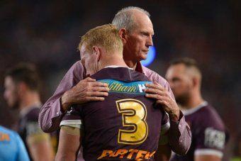 Brisbane Broncos coach Wayne Bennett maintains anti-golden point...: Brisbane Broncos coach Wayne Bennett maintains… #BroncosVsCowboys