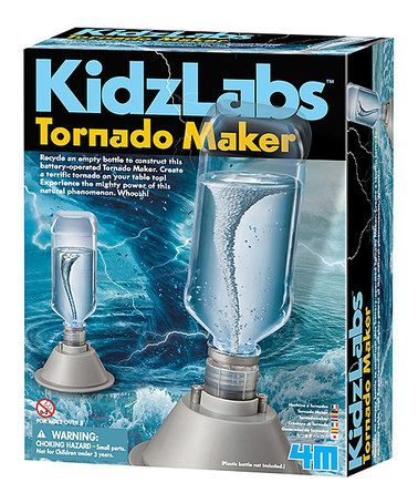 Look at this #zulilyfind! Tornado Maker Science Kit #zulilyfinds