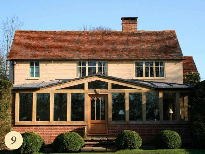 1000 images about oak framed garden rooms on pinterest for Green garden rooms
