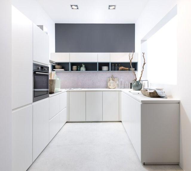 Kuchnia z linii Sigma Lack/Soft Lack, Nolte Küchen