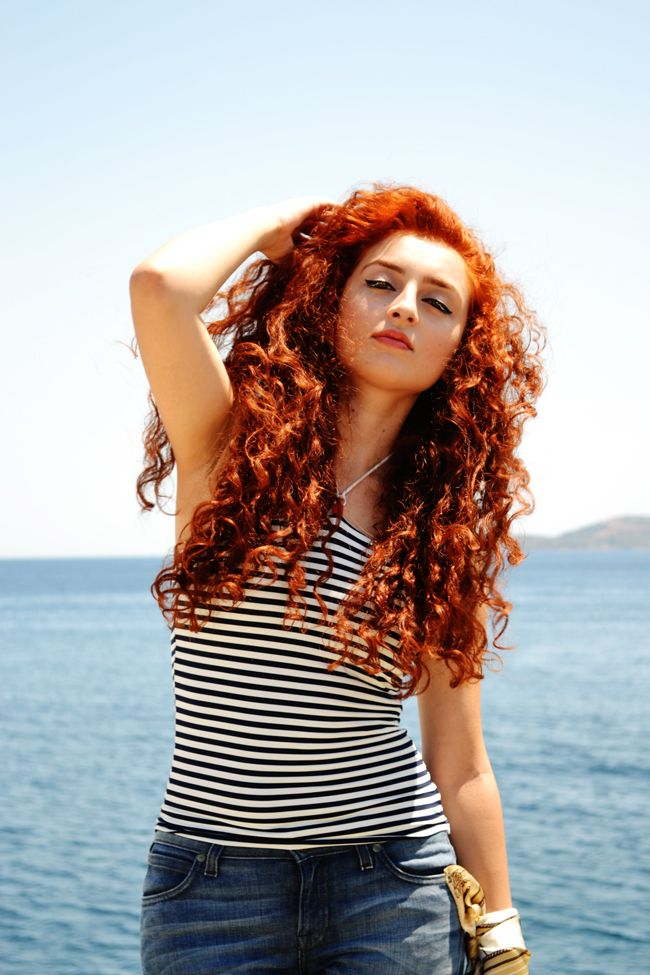 Nothing Like Fashion: New Look - Red Hair!