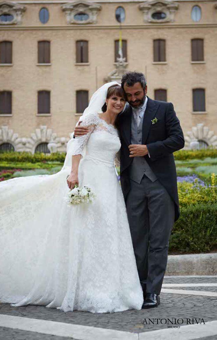 Lorena Bianchetti sceglie ANTONIO RIVA per le sue nozze ...