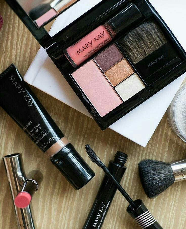 Mary Kay is all you need. www.marykay.com/lisasequin