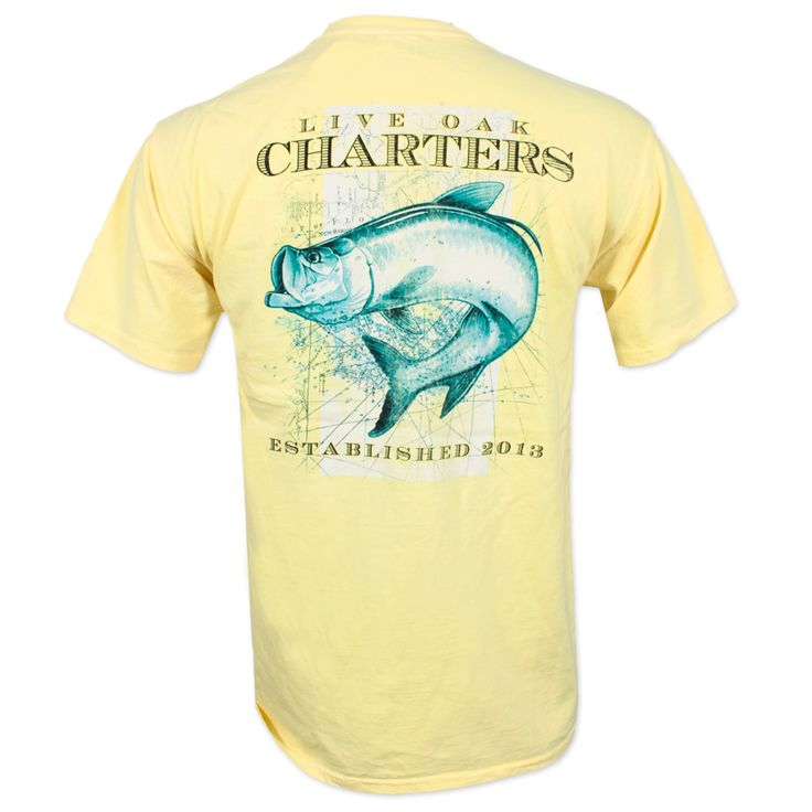 16 best live oak brand tees images on pinterest shirts for Fishing t shirts brands