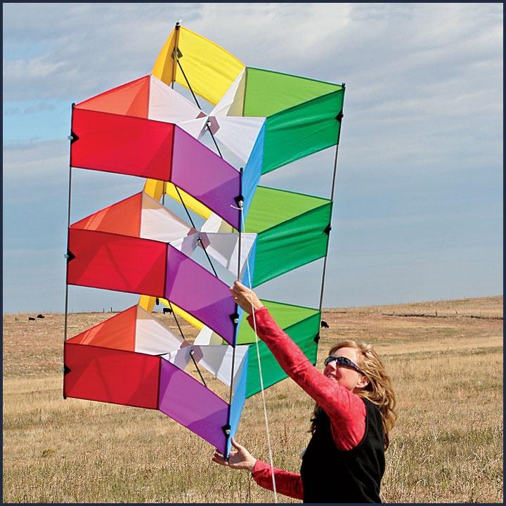 29 Best Box Kites Images On Pinterest