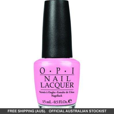 OPI Nail Polish - I Think In Pink ❤️ #adorebeautydreamhaul