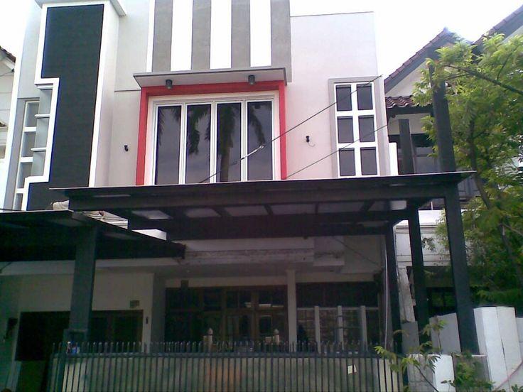 fungsi utama kanopi rumah minimalis