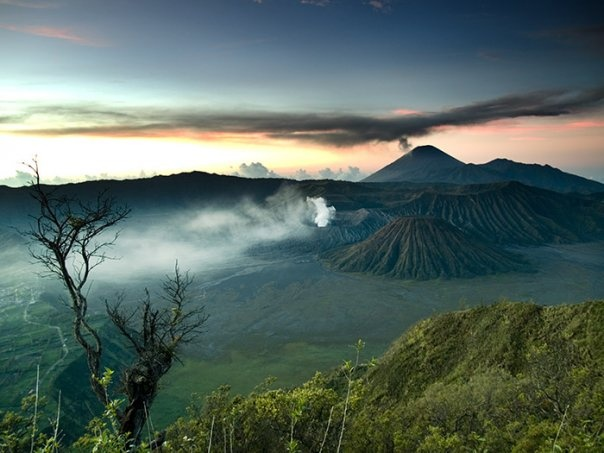 Mount Bromo in IIndonesia, such a magical place!