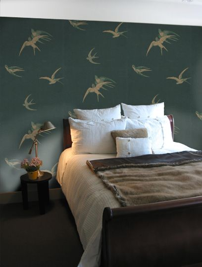 Sanderson swallows I have got this in our bedroom now & love it!!!