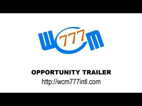 WCM777 offers serious individuals and professional entrepreneurs a home-based business opportunity that earns income six days a week, seven different ways, from seven different products. Get started at http://wcm777intl.com/enrollment