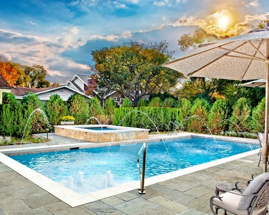 Pool Rectangular Swimming Pools Design, Pictures, Remodel, Decor and Ideas - page 2