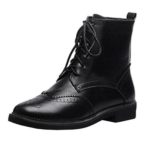 EKS Damenschuhe Schuhband Ankle Hohe Stiefel - http://on-line-kaufen.de/eks/eks-damenschuhe-schuhband-ankle-hohe-stiefel