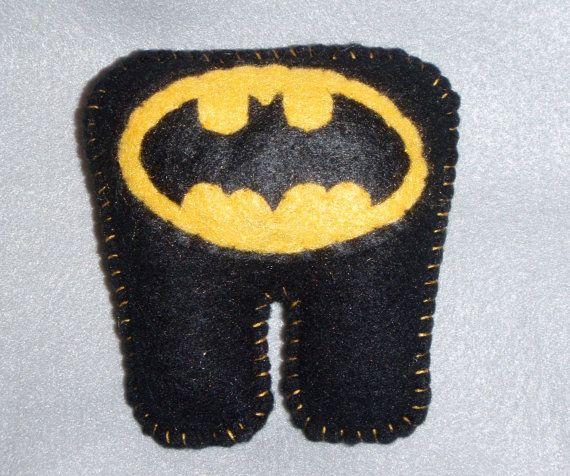 1000 images about tooth fairy kits on pinterest doors for Batman fairy door